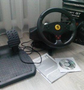 гоночный руль Ferrari