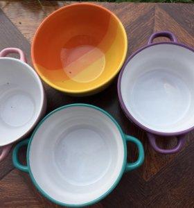 Чаши для супа