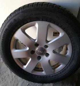 Колеса на ауди Q7