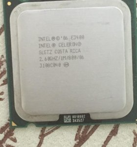 Intel Costa Riga 2.60 GHZ