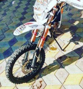 Питбайк Racer 125