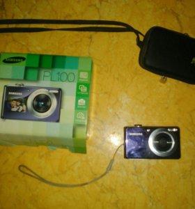 Цифровой фотоаппарат Samsung PL100.
