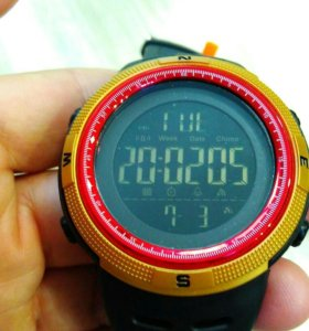 Мужские водонепроницаемые часы SKMEI