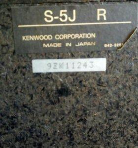 Колонки KENWOOD S-5J L