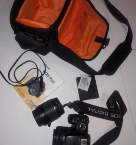 Фотоаппарат EOS 550D