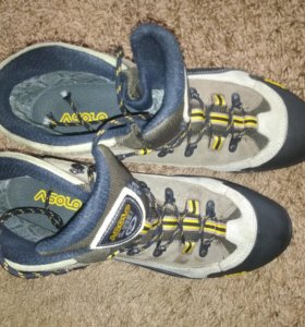 Asolo, треккинговые ботинки.