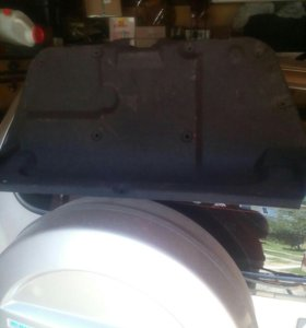 Обшивка крышки багажника Шевроле Авео