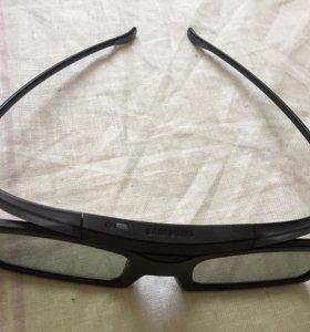 3D очки самсунг