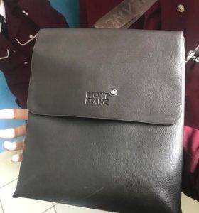 Продаётся сумка MONT BLANC