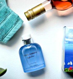 "Dolce&Gabbana ""Light blue Beauti of Capri"" 125 мл"