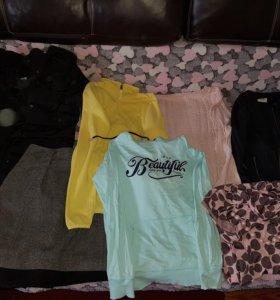 Пакет теплых женских вещей 44-46 размер