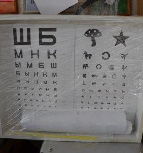 кабинет офтальмолога б/у в перечне по приказу МЗ