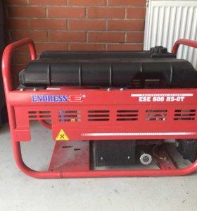 Генератор бенз ENDRESS ESE 606 HS-GT PROFESSIONAL