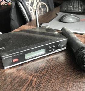 Sennheiser XS wireless и diversity receiver EM 10