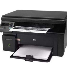 Принтер мфу HP LaserJet Pro