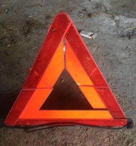 Аварийные знаки на иномарки