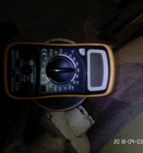 Мультиметрmas830