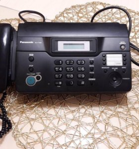 Многофункциональный телефон-факс Panasonic KX-FT93