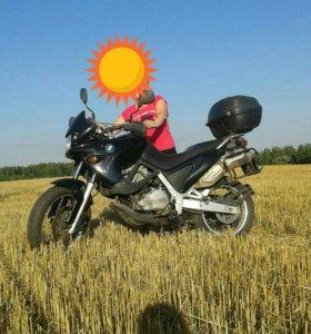 Мотоцикл BMW 650F