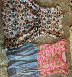 Платья на девочку 120-130