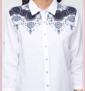 Блузка новая на 42-44 размер.