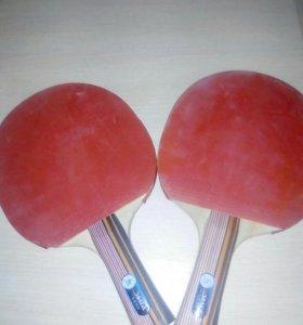 Новые тенистые ракетки
