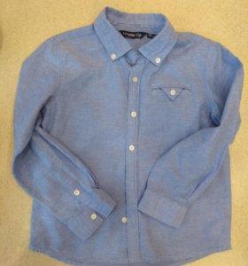 Рубашка для мальчика 110