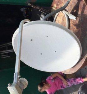 Спутниковая антена новая
