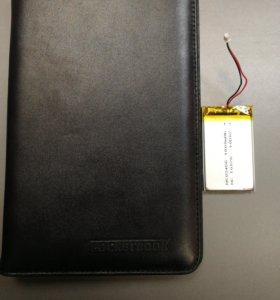Аккумулятор на pocketbook и обложка