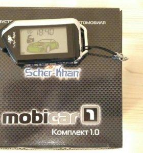 Автосигнализация Scher-Khan Mobicar1