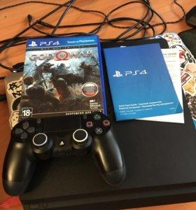 PlayStation 4 slim 500ГБ
