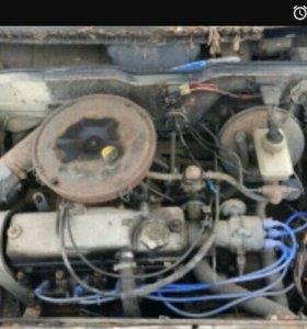 Мотор ВАЗ 21099 карбюратор