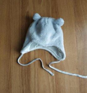 Шапочка reima осень-зима, 38 размер