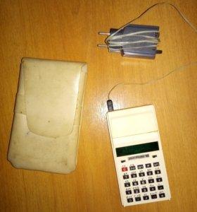 """Микрокалькулятор """"Электроника"""""""