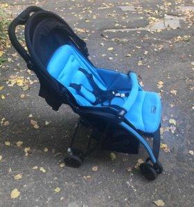 Коляска Hocco micro blue