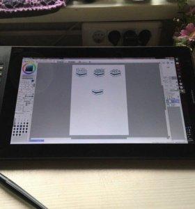 Графический Планшет Gaomon GM156HD (он же PD1560)