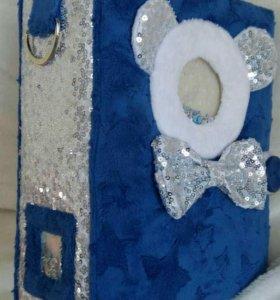 Мимимишная коробочка мамины сокровища.