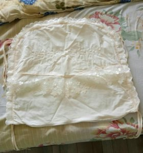 Постельное белье в деткую кроватку