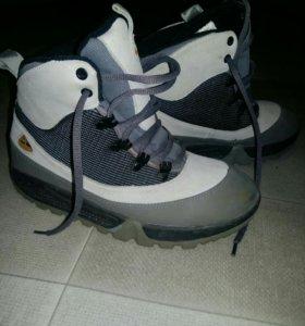 Ботинки зимние найк
