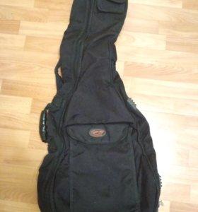 Зимний чехол для гитары