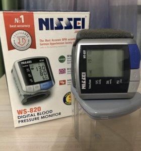 Тонометр на запястье Nissei ws-820