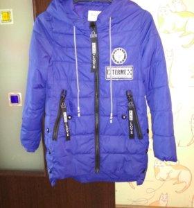 Осенняя куртка 128-134 см