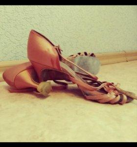 Туфли для бальных танцев р.41