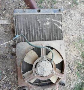 Радиатор ваз