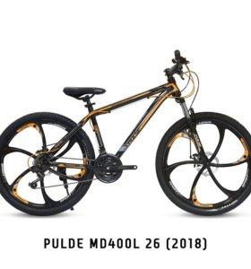 Новые велосипеды. Большой выбор. PULSE MD400L
