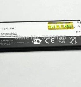 Аккамулятор на Alcatel pixi4
