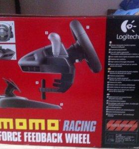MOMO игровой руль