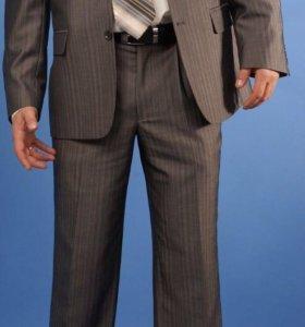 брюки плюс пиджак мужской