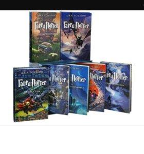 Продам Гарри Поттера Махаон 5 книг