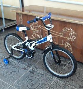 Новый детский велосипед (FORMULA)